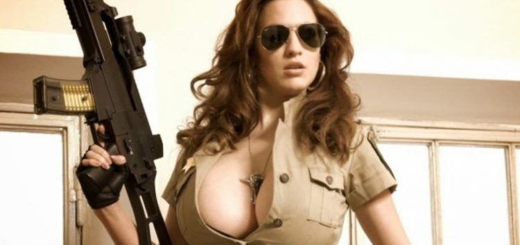 Countries Where Breasts Are Considered More Dangerous Than Guns